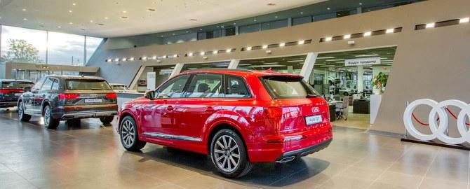 Ауді Центр Львів на Липинського   офіційний дилер Audi